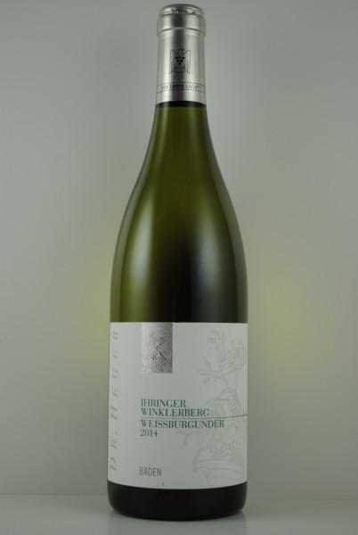 2017 Weissburgunder Ihringer Winklerberg (VDP 1.Lage) QbA trocken